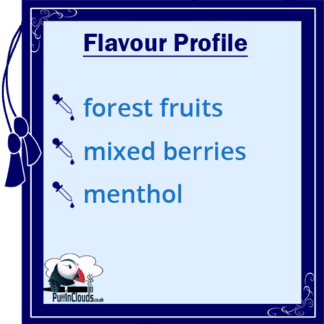 Dawn E-Liquid by Vampire Vape (10ml) Flavour Profile | Puffin Clouds UK