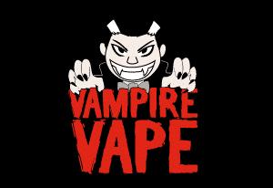 Vampire Vape E-Liquid at Puffin Clouds UK
