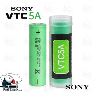 Sony VTC5A 18650 Vaping Battery | Puffin Clouds UK