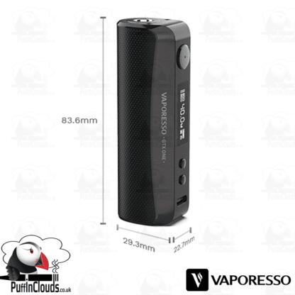 Vaporesso GTX ONE Mod 40W | Puffin Clouds UK