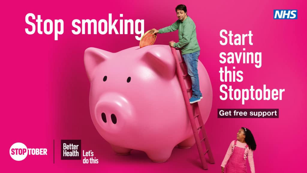 STOPtober 2021 - Puffin Clouds in association with Public Health England